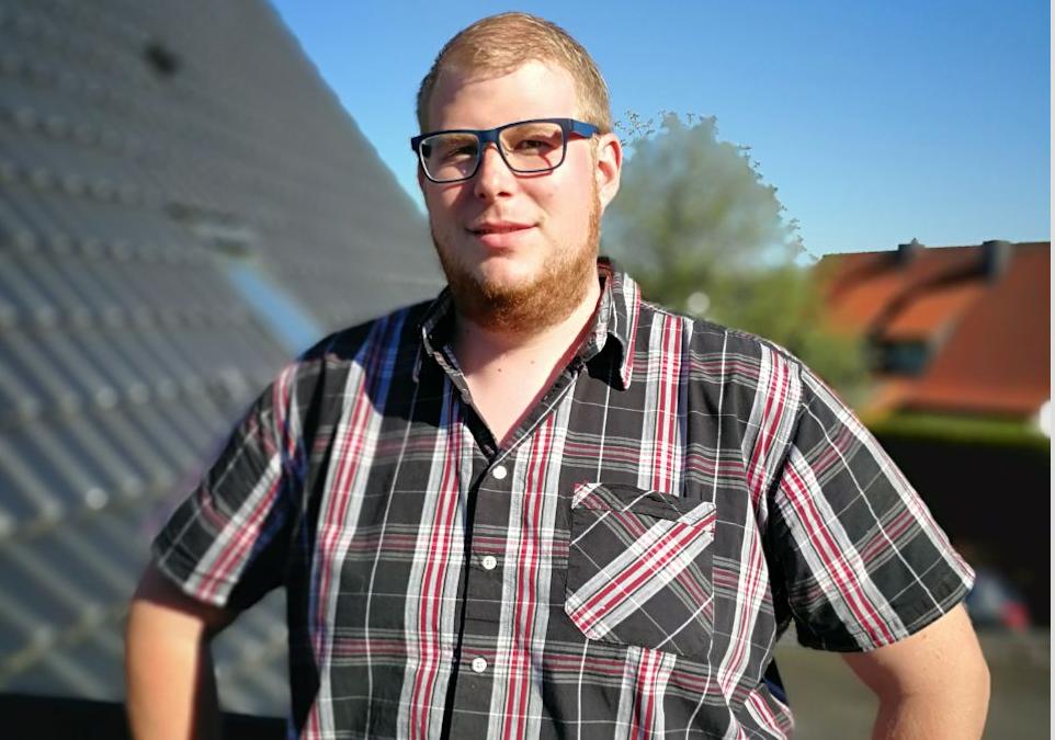 Dennis – durch Physiotherapie zurück ins Arbeitsleben